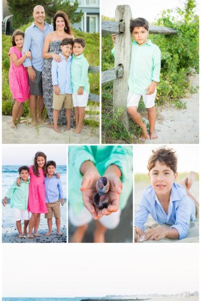 Beach Photography/Sea Girt Beach/NJ/Family