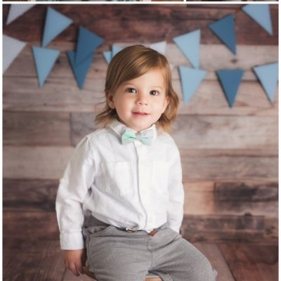 NJ Portrait Photographer/ 2nd Birthday Portraits