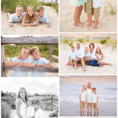 Jersey Shore Beach Photographer | Sea Girt Beach, New Jersey