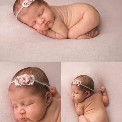NJ Newborn Photographer | Baby Girl