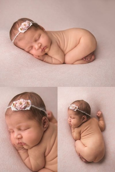 NJ Newborn Photographer | Baby Girl