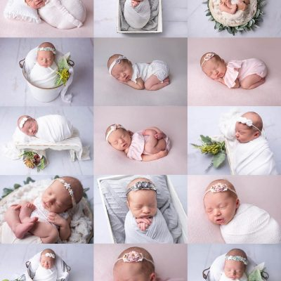Sweet Chloe | NJ newborn photography