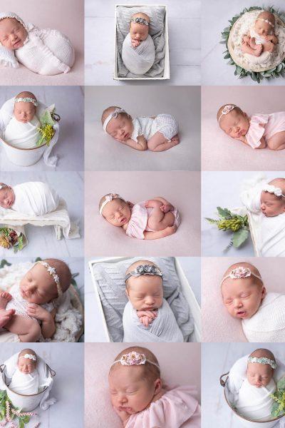 Sweet Chloe | NJ newborn photography